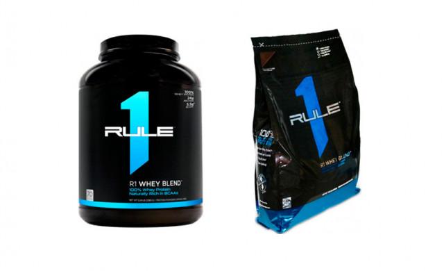 Протеин Rule 1 Whey Blend