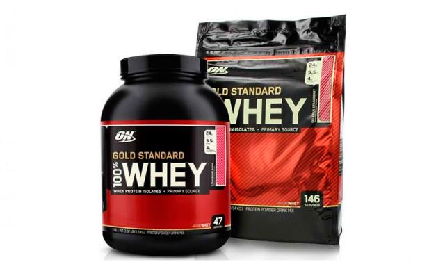 Протеин Optimum Nutrition Whey Gold Standard
