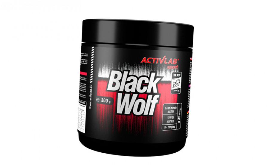 ActivLab Black Wolf 300 г