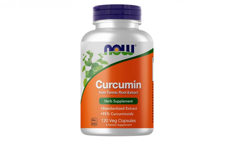 NOW Curcumin 450 мг 120 капс