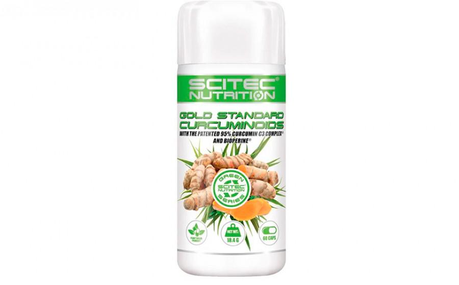 Scitec Nutrition Curcumin 60 капс
