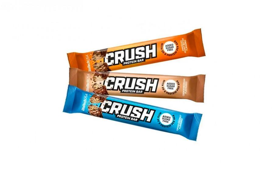 Biotech USA Protein Crush Bar