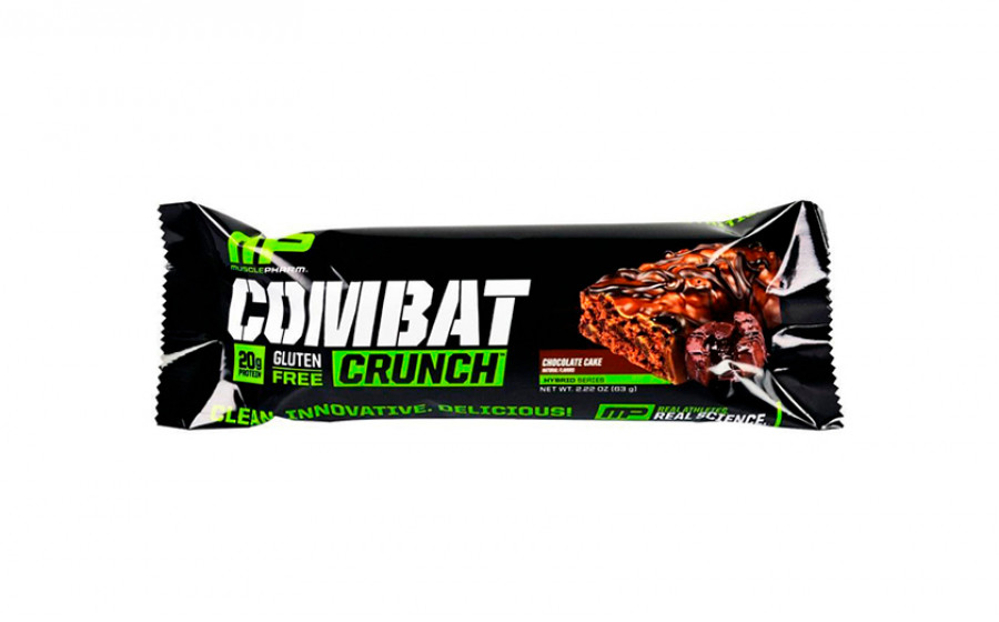 MP Combat Crunch bar