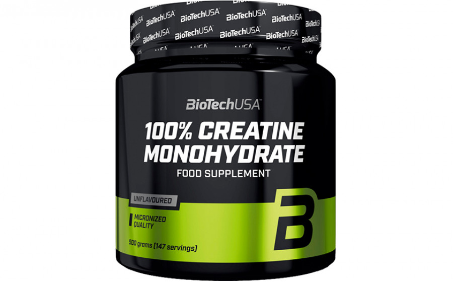 BIotech USA 100% Creatine 500 г