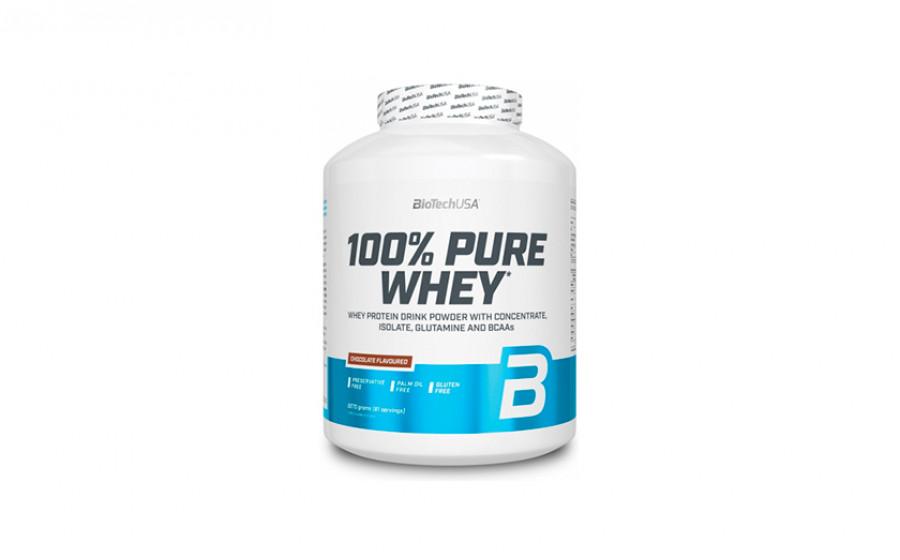 Biotech USA 100% Pure WHEY 2.27 kg