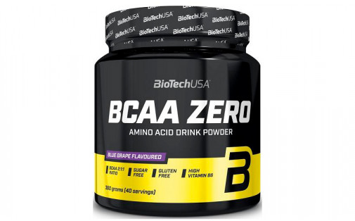 Biotech USA BCAA ZERO 360 g
