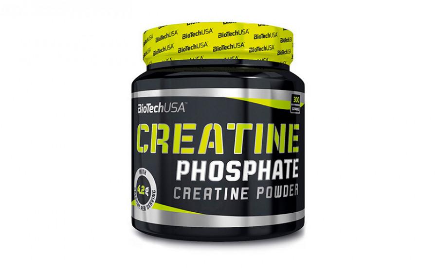 Biotech USA Creatine phosphate 300 г