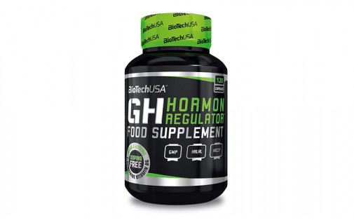Biotech USA GH Hormone Regulator 120 caps
