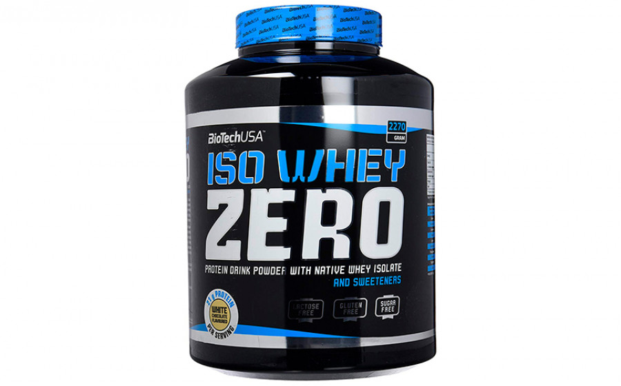 Biotech USA Iso WHEY Zero 2.27 kg