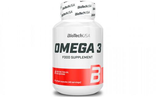 Biotech USA Omega-3 350 mg 90 caps