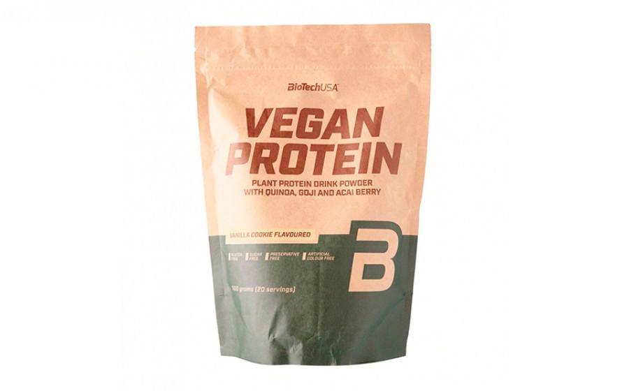 Biotech USA Vegan Protein 500 g