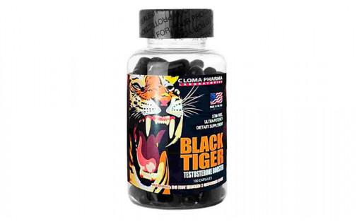 Black Tiger, 100 caps