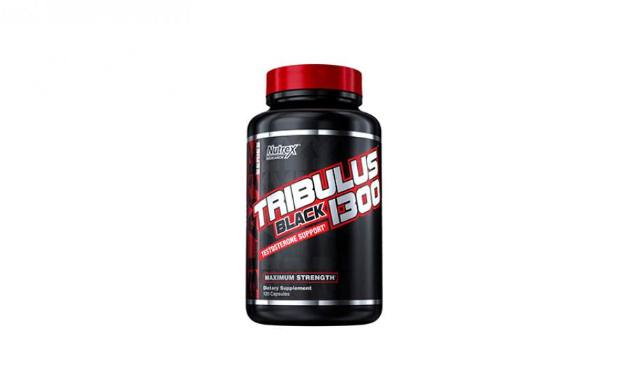 Black Tribulus 1300, 120 caps