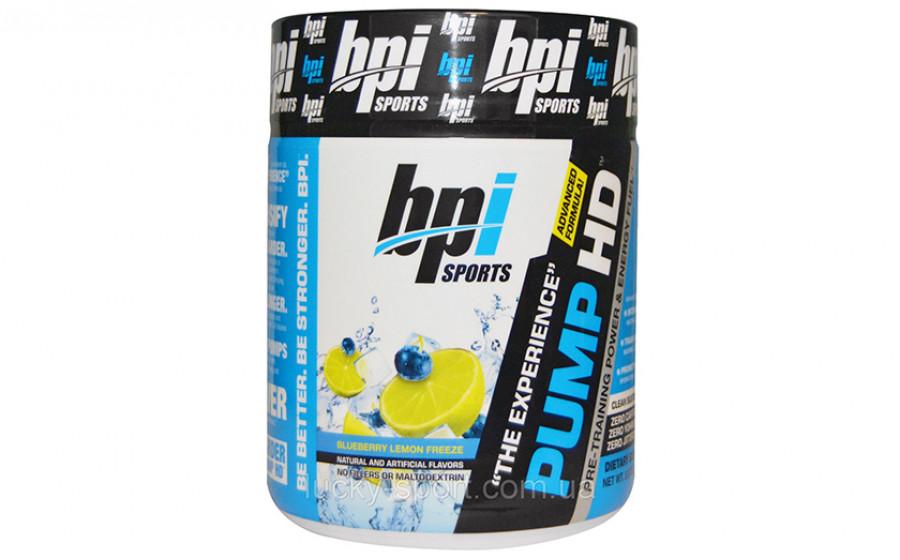 BPI Pump HD 250 г