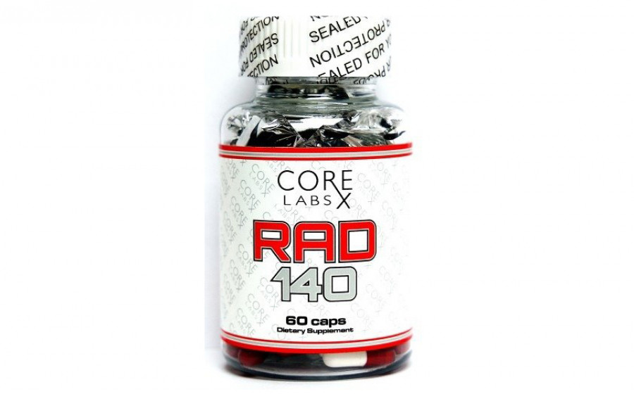 Core Labs RAD-140 60 caps