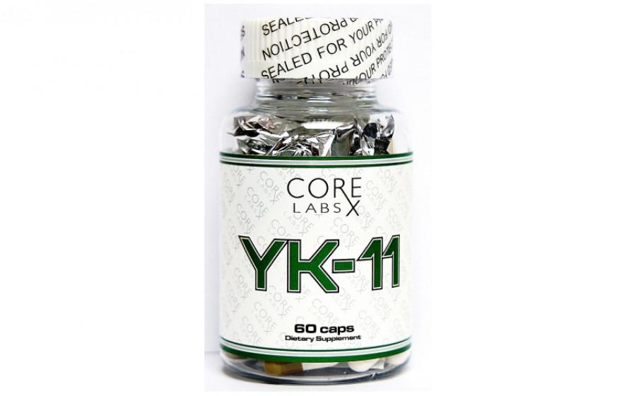 Core Labs YK-11 60 caps