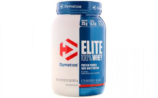 Dymatize Elite 100% WHEY XT 907 g