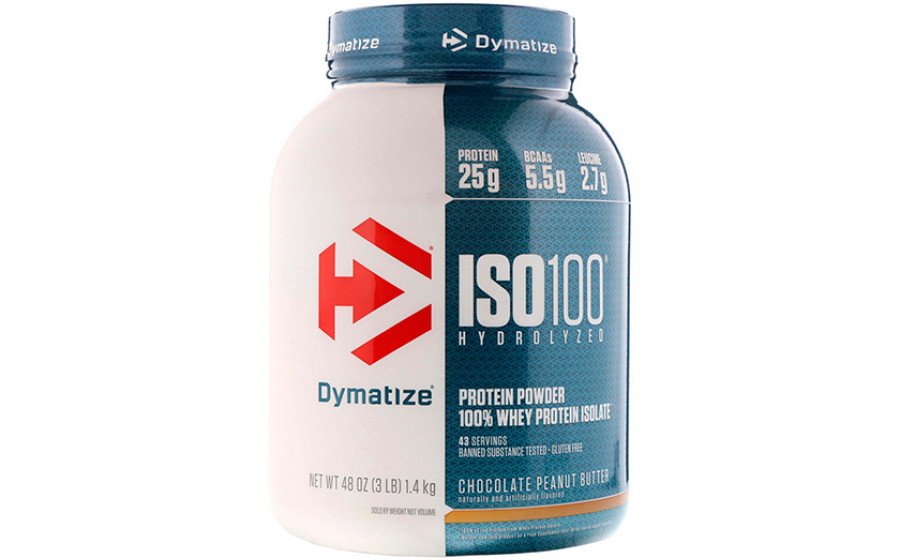 Dymatize Iso 100 1.4 kg