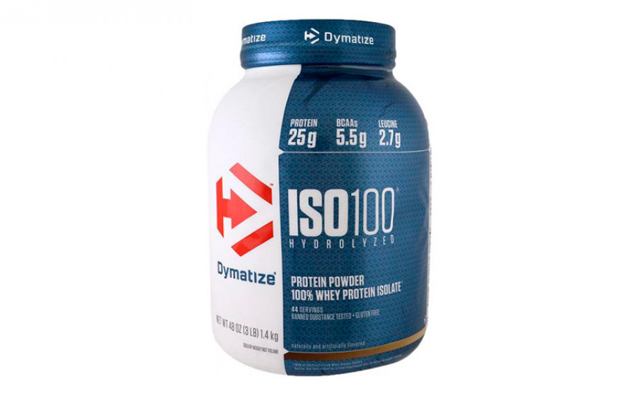 Dymatize Iso 100 Hydrolized 2.3 kg