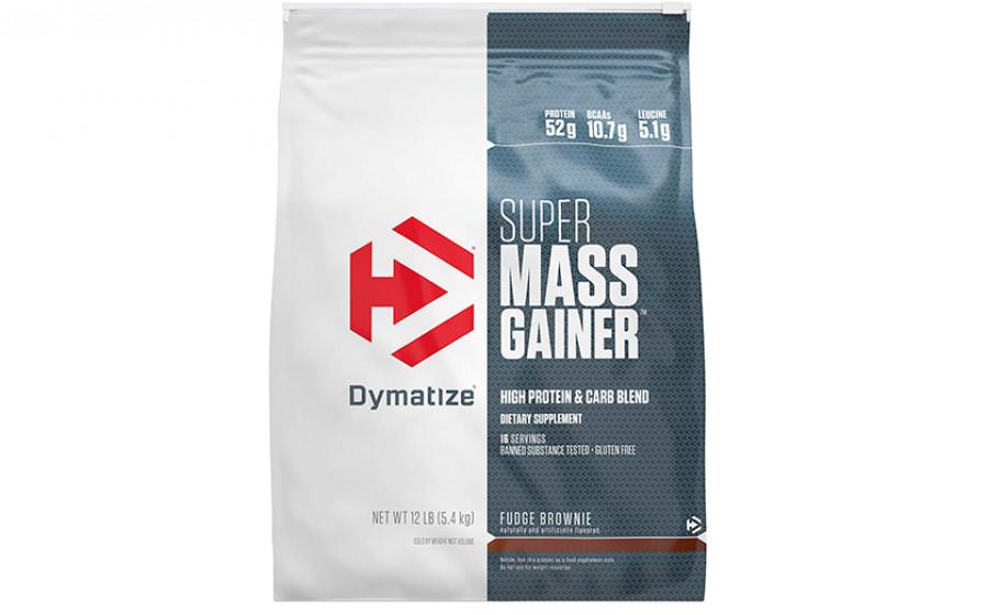 Dymatize Super Mass Gainer 5.4 кг