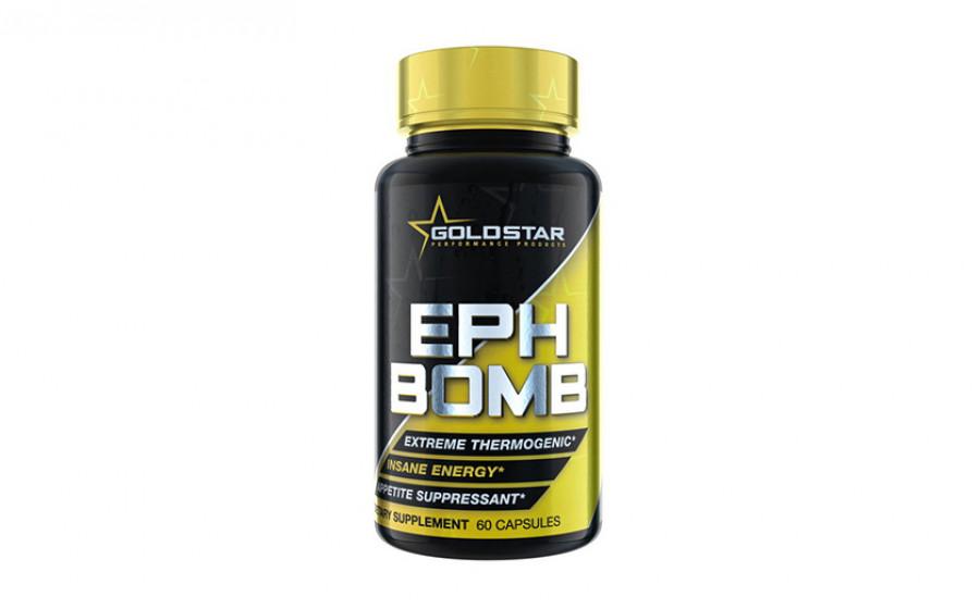 EPH Bomb (50mg Ephedra+DMAA), 60ct