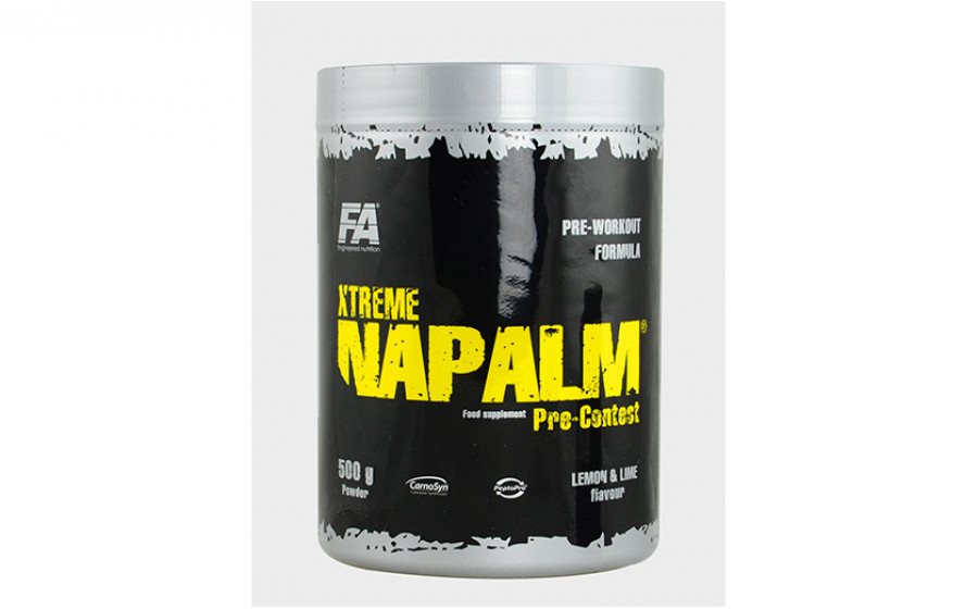 Fitness Authority Xtreme Napalm 500 г
