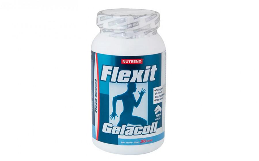 Nutrend Flexit Gelacoll 180 капс