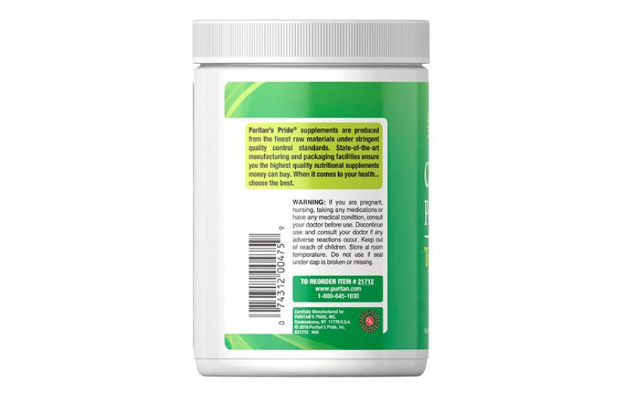 Puritan's Pride Collagen Powder Type I-III 198 г