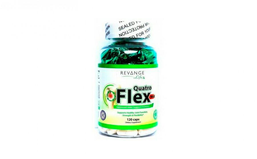 Revange Quatro Flex Max - 120 капс