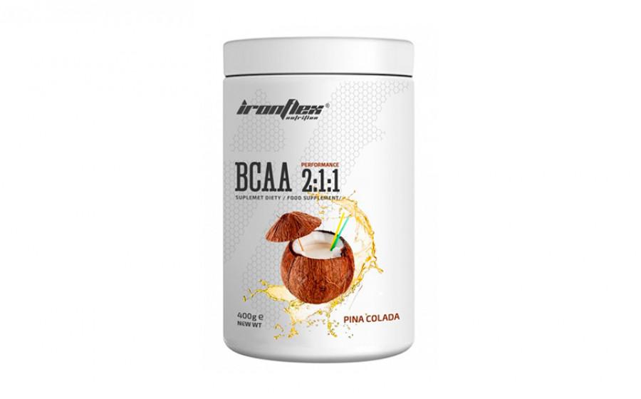 IronFlex BCAA 2:1:1 500 g