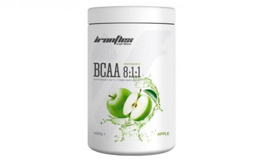 IronFlex BCAA 8:1:1 400 g