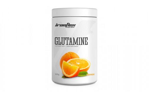 IronFlex Glutamine 500 г