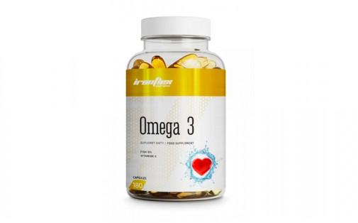 IronFlex Omega-3 300 mg 180 caps