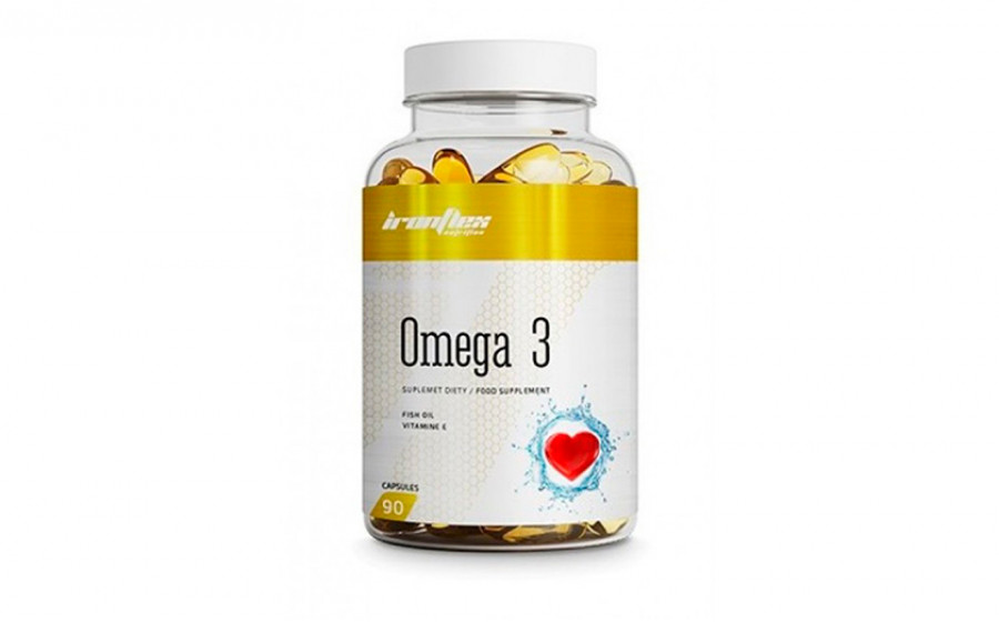 IronFlex Omega-3 300 mg 90 caps