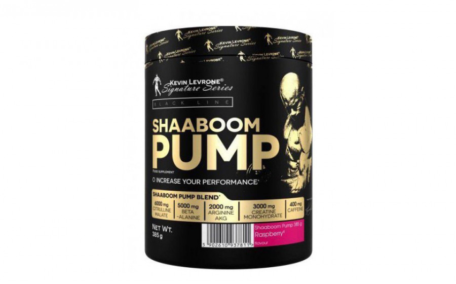 Kevin Levrone Shaaboom PUMP 385 г