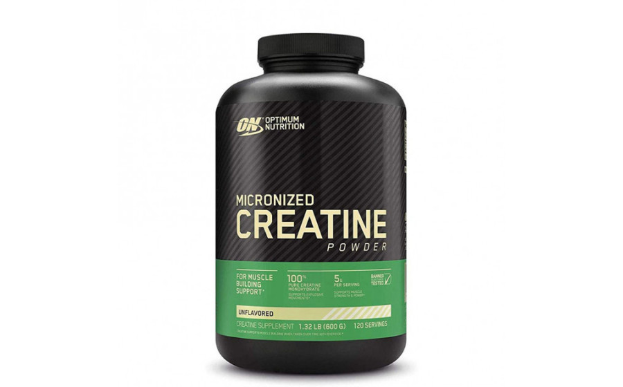 Optimum Nutrition Creatine Powder 600 г