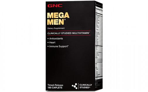 Mega men 180 caps
