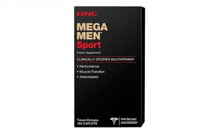 Mega men Sport 180 caps