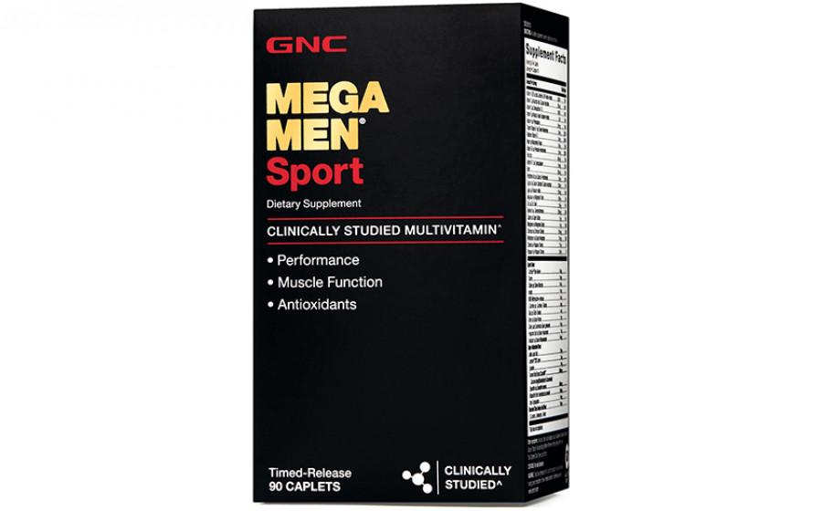 Mega men Sport 90 caps