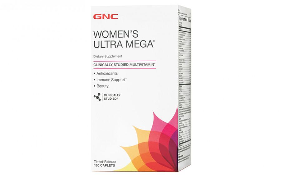 Mega womens ultra 180 caps