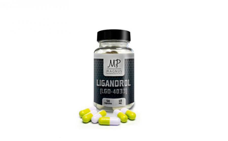 MP Ligandrol 50 caps
