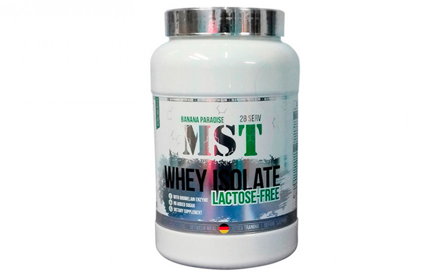 MST WHEY Isolate 910 g lactose free