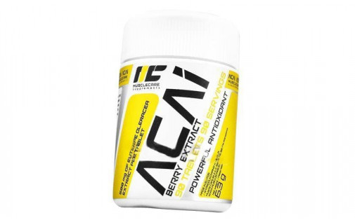 Muscle Care Acai Berry Extract 90 tab