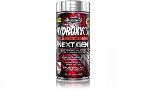 MuscleTech Hydroxycut Hardcore 100 caps