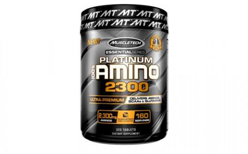 MuscleTech Platinum Amino 2300 320 tab