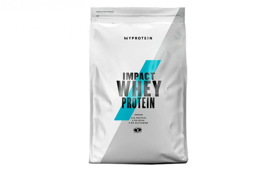 MyProtein Impact Whey Protein 2.5 kg