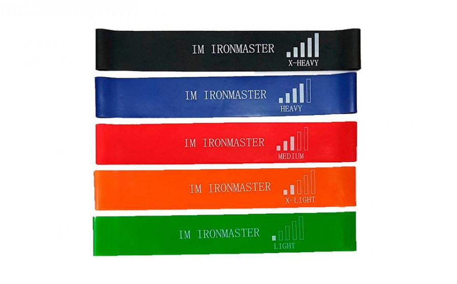 Набор лент сопротивления IronMaster