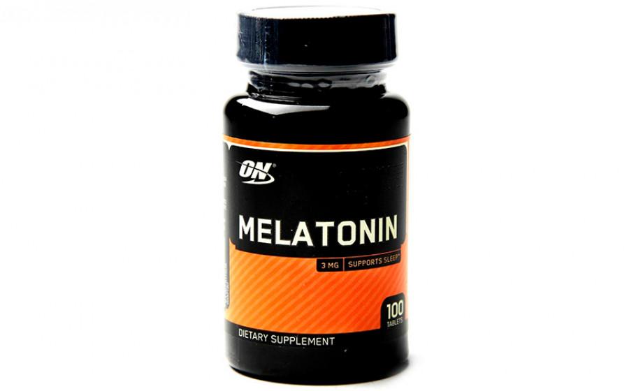 Optimum Nutrition Melatonin - 100 таб