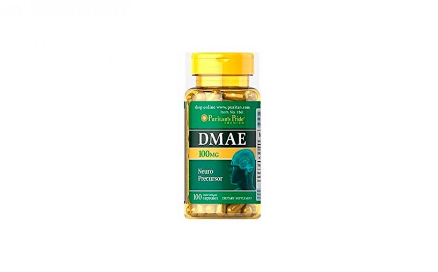 Puritan's Pride DMAE 100 мг 100 капс