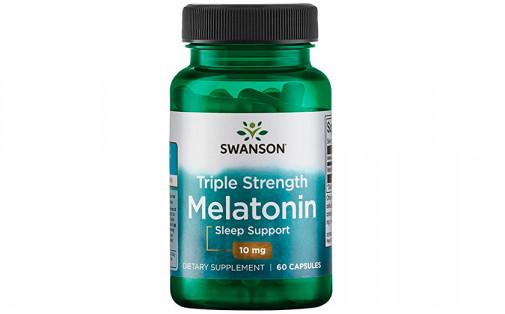 Swanson Melatonin 10 мг 60 капс